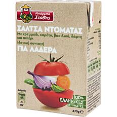 Σάλτσα ντομάτας ΜΠΑΡΜΠΑ ΣΤΑΘΗΣ για λαδερά (370g)