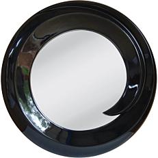 Καθρέπτης μαύρο PU Φ70