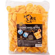 Σνακ καλαμποκιού conchigliette (350g)