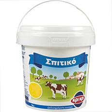 Έδεσμα γιαουρτιού ΚΡΙ ΚΡΙ σπιτικό 5% λιπαρά -0,70€ (1kg)