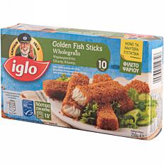 Ψαροκροκέτες IGLO κατεψυγμένες ολικής (250g)