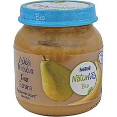Παιδική κρέμα NESTLE NaturNes αχλάδι μπανάνα
