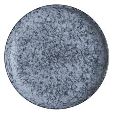 Πιάτο ρηχό πορσελάνης LYRIUM Snow Φ26,7cm