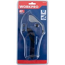 Κόφτης WORKPRO πλαστικών σωληνων 42mm
