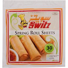 Φύλλα SWITZ για spring rolls κατεψυγμένα (30τεμ.)