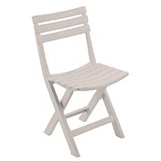 Καρέκλα πτυσσόμενη πλαστική 44x41x78cm