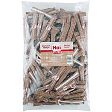Ζάχαρη HAI καστανή σε sticks (200τεμ.) (800g)