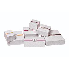 Κουτιά ζαχαροπλαστικής-αρτοποιίας 30x15x10cm (25τεμ.)