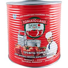 Τομάτα SERCO στον τρίφτη (2,45kg)