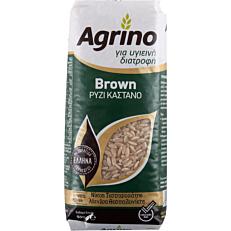 Ρύζι AGRINO καστανό (500g)