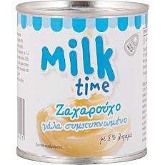 Γάλα MILK TIME ζαχαρούχο (397g)