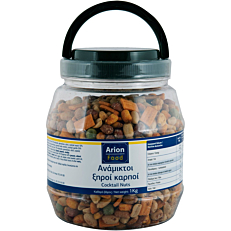 Ξηροί καρποί ARION FOOD ανάμεικτοι (1kg)