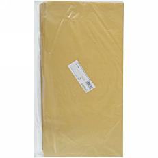 Τραπεζομάντηλα FEDRA κίτρινα 1x1m (50τεμ.)