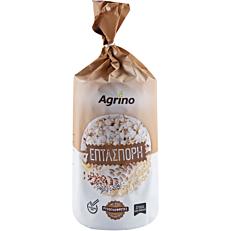 Ρυζογκοφρέτες AGRINO επτάσπορες (100g)