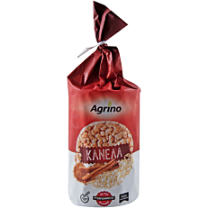 Ρυζογκοφρέτες AGRINO με κανέλα (115g)