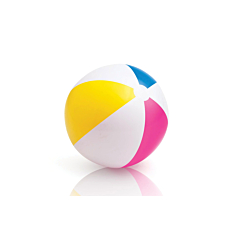 Φουσκωτή μπάλα ριγέ 61cm