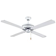 Ανεμιστήρας οροφής λευκός Φ130cm 70W