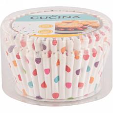Φόρμα κέικ 12x5cm (60τεμ.)