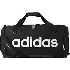 Τσάντα ADIDAS αθλητική μαύρη 58x32x30cm