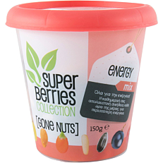 Φυστίκια SBC GONE energy mix (150g)
