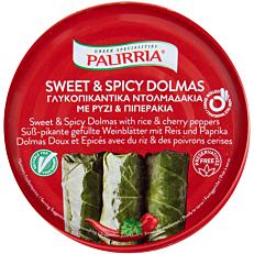 Κονσέρβα ΠΑΛΙΡΡΟΙΑ ντολμαδάκια γιαλαντζί sweet & spicy (280g)