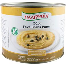 Κονσέρβα ΠΑΛΙΡΡΟΙΑ φάβα (2kg)