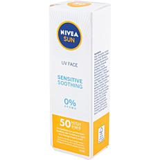 Αντηλιακή κρέμα προσώπου NIVEA sun SPF 50 (50ml)