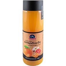 Φυσικός χυμός ΟΛΥΜΠΟΣ εσπεριδοειδή (1lt)