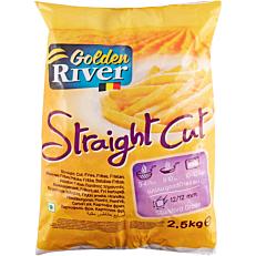 Πατάτες GOLDEN RIVER κατεψυγμένες 12x12 (2,5kg)