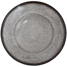 Πιάτο πορσελάνης PASTA black dots 27cm