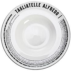 Πιάτο πορσελάνης PASTA tagliatelle 27cm