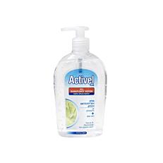 Gel ACTIVEL καθαριστικό χεριών (500ml)