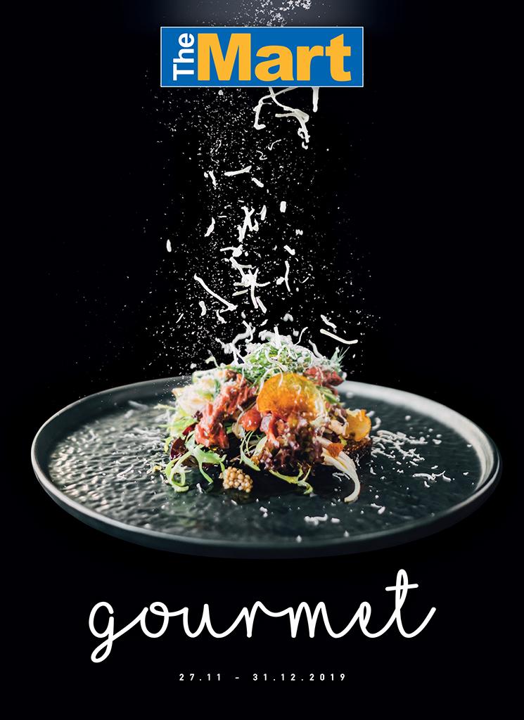 Φυλλάδιο -  Κατάλογος Gourmet